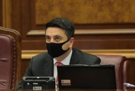 Армянские депутаты хотят повысить штрафы за оскорбление