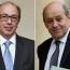 Главы МИД Армении и Франции обсудили проблему возвращения армянских из Азербайджана