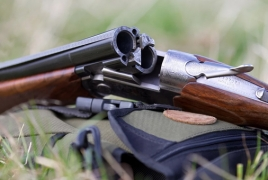 Armenia border residents will be allowed to carry hunting rifles