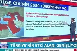 ՌԴ-ում արձագանքել են քարտեզին, որտեղ Ղրիմն ու Կուբանը «թուրքական են»