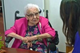 Մահացել է 114-ամյա Լյուսի Միրիգյանը՝ Սան Ֆրանցիսկոյի ամենատարեց բնակիչը
