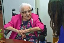 San Francisco's oldest resident, Armenian Lucy Mirigian dies at 114