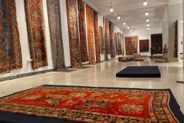 Yerevan to host Shushi Carpet Museum exhibition from Feb. 20