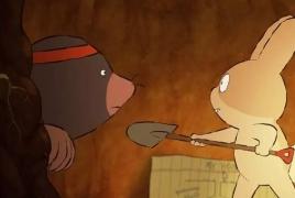 Madeline Sharafian's animated short