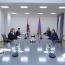 Глава МИД РА обсудил с Уэнди Мортон политику Баку по захвату в заложники армян, в том числе женщин