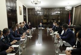 Пашинян: Армению, Ширакскую область, Гюмри мы должны отстроить заново