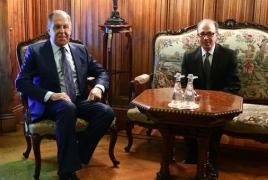 Այվազյանն ու Լավրովը կքննարկեն հայ ռազմագերիների ապահով հայրենադարձման հարցերը