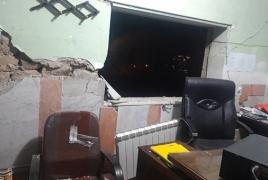 Magnitude 5.6 quake causes damages in Iran