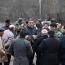 Омбудсмен РА: Земли армянских сельчан под прицелом ведущих стрельбу азербайджанцев