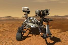 Perseverance совершил успешную посадку на поверхность Марса
