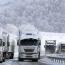ՀՀ-ում կան փակ ճանապարհներ․ Լարսի ռուսական կողմից 615 բեռնատար է կուտակվել