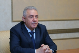 Minister: Armenia will ensure safety of Azerbaijan–Nakhichevan road