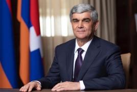 Բալասանյան․ Շնորհավորում եմ ՌԴ խաղաղապահներին Հայրենիքի պաշտպանի օրվա առթիվ