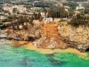 Landslide carries away Italian cemetery, 200 coffins into the sea