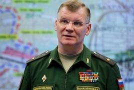 Russia: Iskander missiles not fired in Karabakh