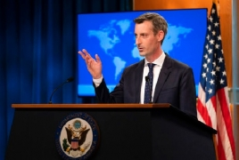 U.S. warns Armenia's Army not to