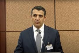 Armenian envoy, U.S. Senator talk repatriation of Karabakh captives