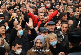 Iran calls for self-restraint from all parties in Armenia