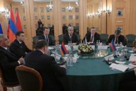 Вице-премьеры Армении, РФ и Азербайджана встретятся 27 февраля в Москве
