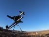 Fresh footage shows Armenia's latest combat drone