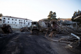 HRW: Azerbaijan's unlawful attacks on medical facilities in Karabakh