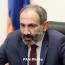 Пашинян вновь направил президенту указ об отставке главы Генштаба