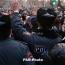 Ոստիկանությունը հորդորում է հավաքների ժամանակ չտրվել սադրանքների
