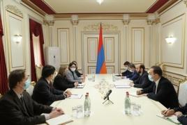 Ambassador: U.S. making efforts to promote return of Armenian POWs