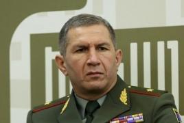 Директор фонда страхования военнослужащих: Гаспарян - глава ГШ до июня 2025-го
