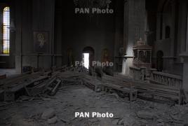 European Commission deplores Azeri attacks on Karabakh Cathedral