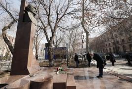 Փաշինյանը Վազգեն Սարգսյանի հիշատակը ոչ թե Եռաբլուրում է հարգել, այլ նրա անվան փողոցում