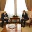 Главы МИД Армении и Ирана обсудили вопросы региональной безопасности