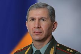 Armenia Army Chief slams  dismissal as