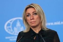 Захарова: Учения ВС Азербайджана не создают рисков для безопасности в регионе