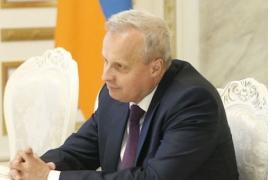 Посол РФ в РА: Вопрос возвращения армянских военнопленных может обсуждаться на встрече глав МИД
