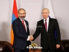 Pashinyan, Putin talk Karabakh, energy cooperation over the phone