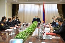 Pashinyan: Armenia somewhat alienated from region due to blockade