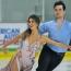 False positive robs Armenian ice dancing pair of shot at the Olympics