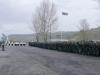 Азербайджан открыл очередную воинскую часть на границе с Арменией