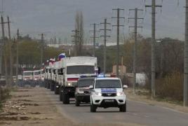 Российские миротворцы обеспечили доставку 145 тонн груза в перешедший Азербайджану Карвачар