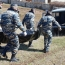 Azerbaijan transfers remains of one serviceman to Karabakh