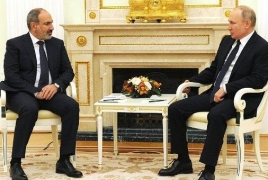 Pashinyan, Putin to weigh in on new nuclear plant in Armenia, POW return