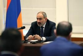 Пашинян: Встреча с Путиным прошла продуктивно,  обсудили ряд документов