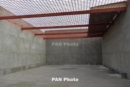 В Армении число заключенных сократилось на 50% за 10 лет