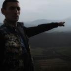 Azerbaijanis use machine guns to fire on farm workers in Karabakh