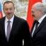 Belarus' Lukashenko to visit Azerbaijan on April 13