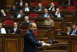 Пашинян: Турки - наши враги, вопрос в том, что делать с этой враждой