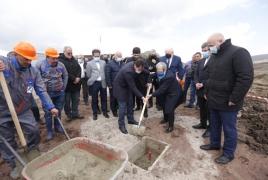 Armenia building its first sanitary landfill in Kotayk