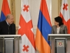 Президент Армении в Тбилиси: Длительный мир невозможен без справедливого урегулирования карабахского конфликта