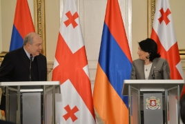 Armenia President: No peace is possible without fair Karabakh settlement